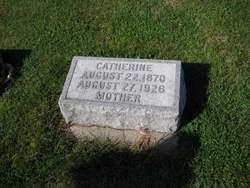 "Catherine ""Katie"" <I>Wunder</I> Bender"