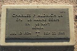 Charles P Aldrich, Jr