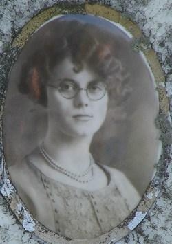 Ruth Collins <I>Rector</I> Andrews