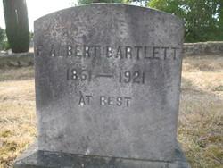 Francis Albert Bartlett