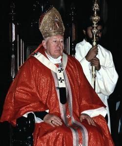 Cardinal Juan Francisco Fresno Larraín