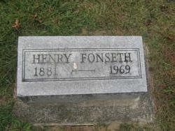 Henry George Fonseth