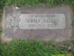Norma V. <I>Lien</I> Hadley