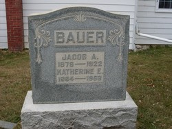 Katherine E. Bauer