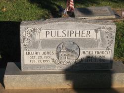 Lillian <I>Jones</I> Pulsipher