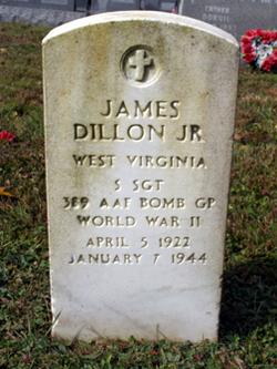 James Dillon Jr.