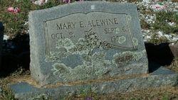 Mary Elizabeth <I>Hurst</I> Alewine