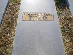 Ludwell Evans Gissendanner