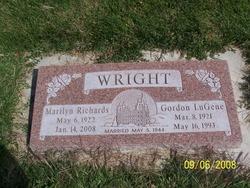 Gordon LuGene Wright