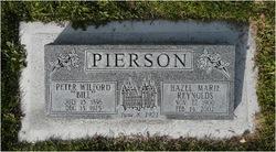 "Peter Wilford ""Bill"" Pierson"