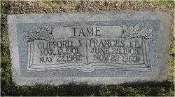 Frances June <I>Lindsay</I> Tame