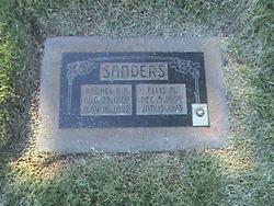 Ellis Mendenhall Sanders, Sr