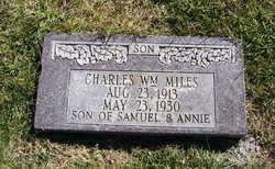 Charles William Miles