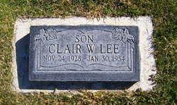 Clair William Lee