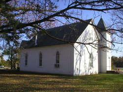 Mount Zion Church Methodist South Cemetery