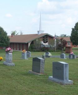 Austin Grove Baptist Church Cemetery