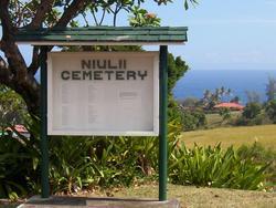 Niulii LDS Cemetery