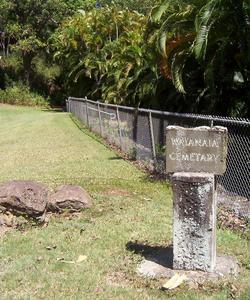 Waianaia Cemetery