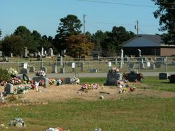 Saint Joe Cemetery
