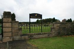 Harvieston Cemetery, Gorebridge