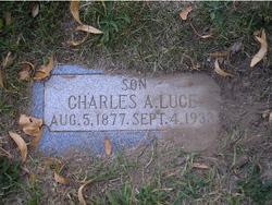 Charles Arthur Luce