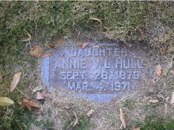 Annie Vincent <I>Luce</I> Hull