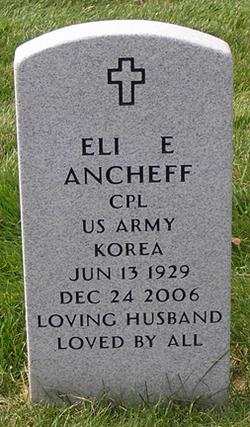 Eli E Ancheff