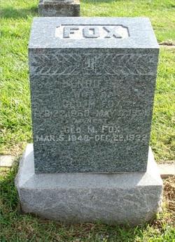 George M Fox