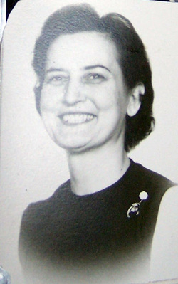 Johanna <I>Palubitzki</I> Boerner