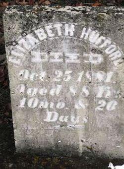 "Elizabeth ""Betsy"" <I>Plank</I> Hufford"
