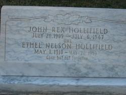 Ethel <I>Nelson</I> Hollifield