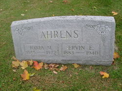 Ionia M. Ahrens