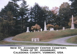 Saint Johnsbury Center Cemetery (New)