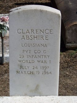 Clarence Abshire