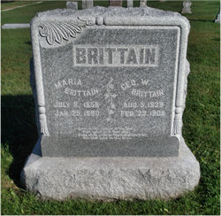 George Washington Brittain
