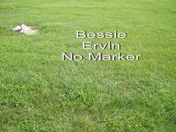 Bessie Mae <I>Allen</I> Ervin