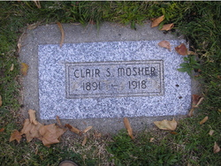 Clair <I>Stevenson</I> Mosher