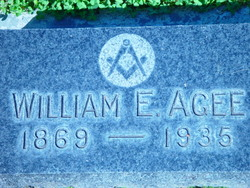 "William Emmet ""WE"" Agee"