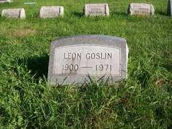 """Leon Allen """"Goose"""" Goslin"""