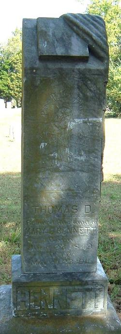 Thomas D. Bennett