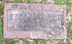 Ella K Champ