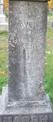 Harvey C. Marsh