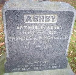 Arthur E. Ashby