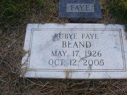 Ruby Faye Bland