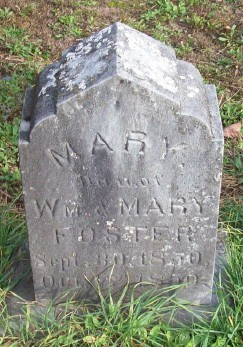 Mary Foster