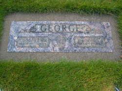 Harriett Amelia <I>Floyd</I> George