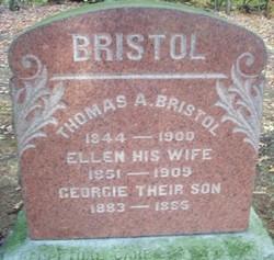 Ellen <I>Piersall</I> Bristol
