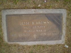 """Jesse B. """"J. B."""" Brown"""