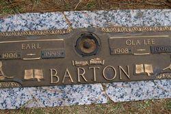 William Earl Barton