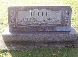 Alma <I>Grubb</I> Ebie